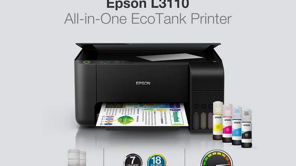 EPSON 3110 ALL IN ONE PRINTER