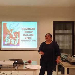 Trainer's Course (TC) Pengajar Seminar Hidup Dalam Roh (SHDR)