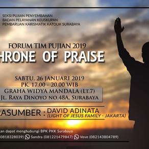 Throne of Praise