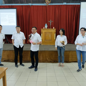 Pemilihan Koordinator BPK PKK Keuskupan Surabaya periode 2020-2023