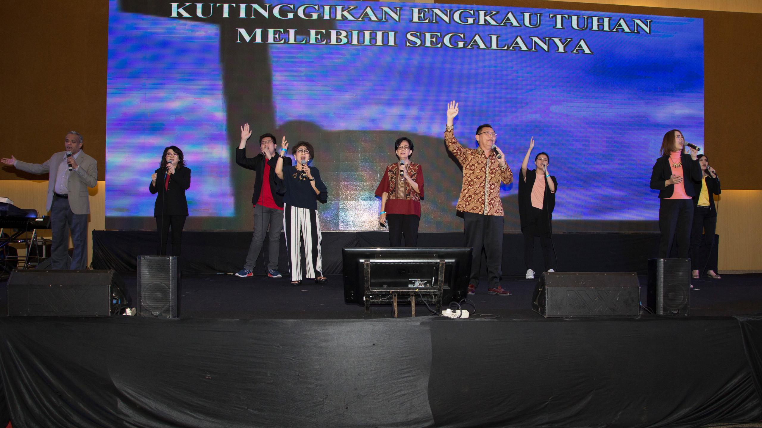CRC 2018 Galaxy Mall Exhibition Center Surabaya 26 Mei 2018