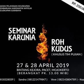 Seminar Karunia Roh Kudus