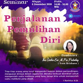 Seminar Perjalanan Pemulihan Diri