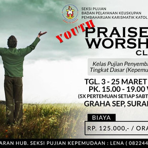 Praise and Worship Class for Youth