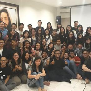 Persekutuan Doa Divisi Mahasiswa