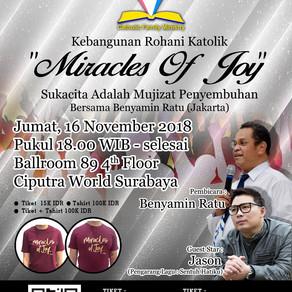 Miracle of Joy - KRK CFM