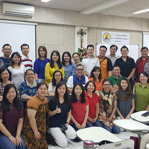 Pertemuan Pengajar SHDR 12 Mei 2019