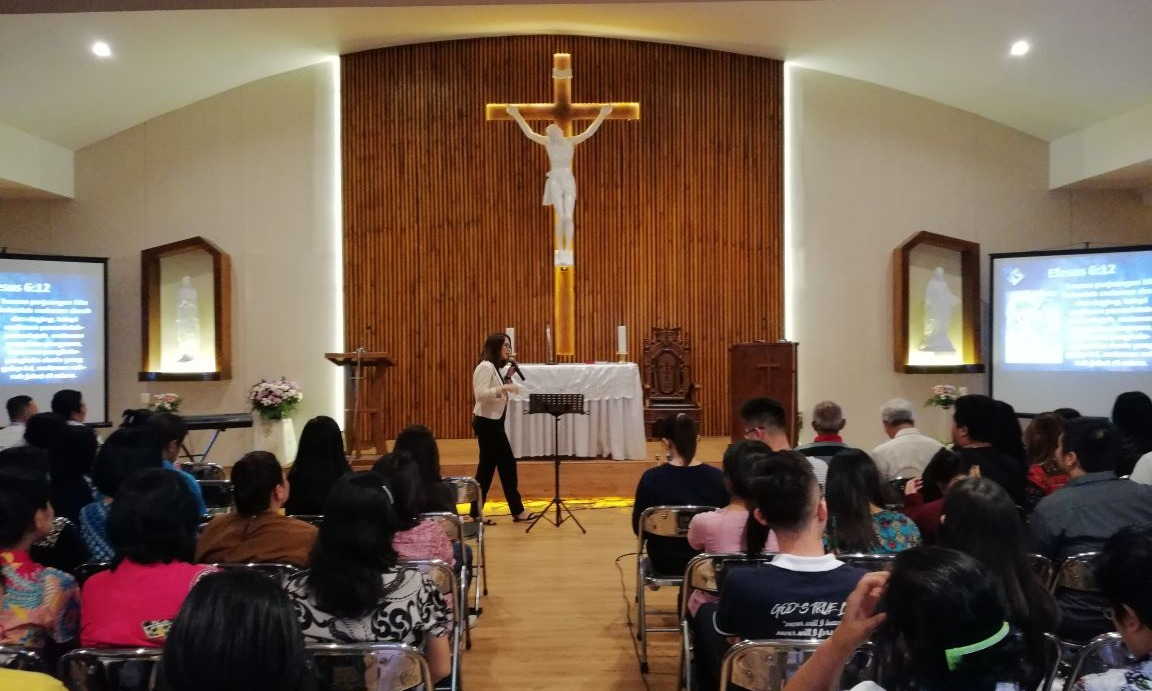 Catholic Center Surabaya 21 Januari 2018