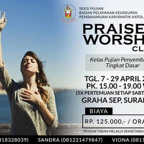 Praise and Worship Class