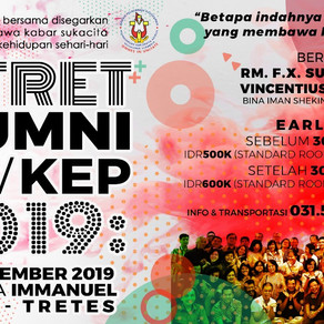 Retret Alumni SEP/KEP 2019