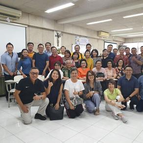 Pertemuan Pewarta ke-2 Tahun 2019