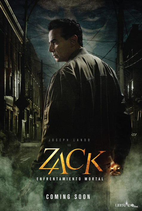 Zack Enfretamiento Mortal