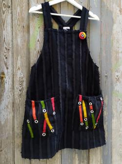 Robe salopette