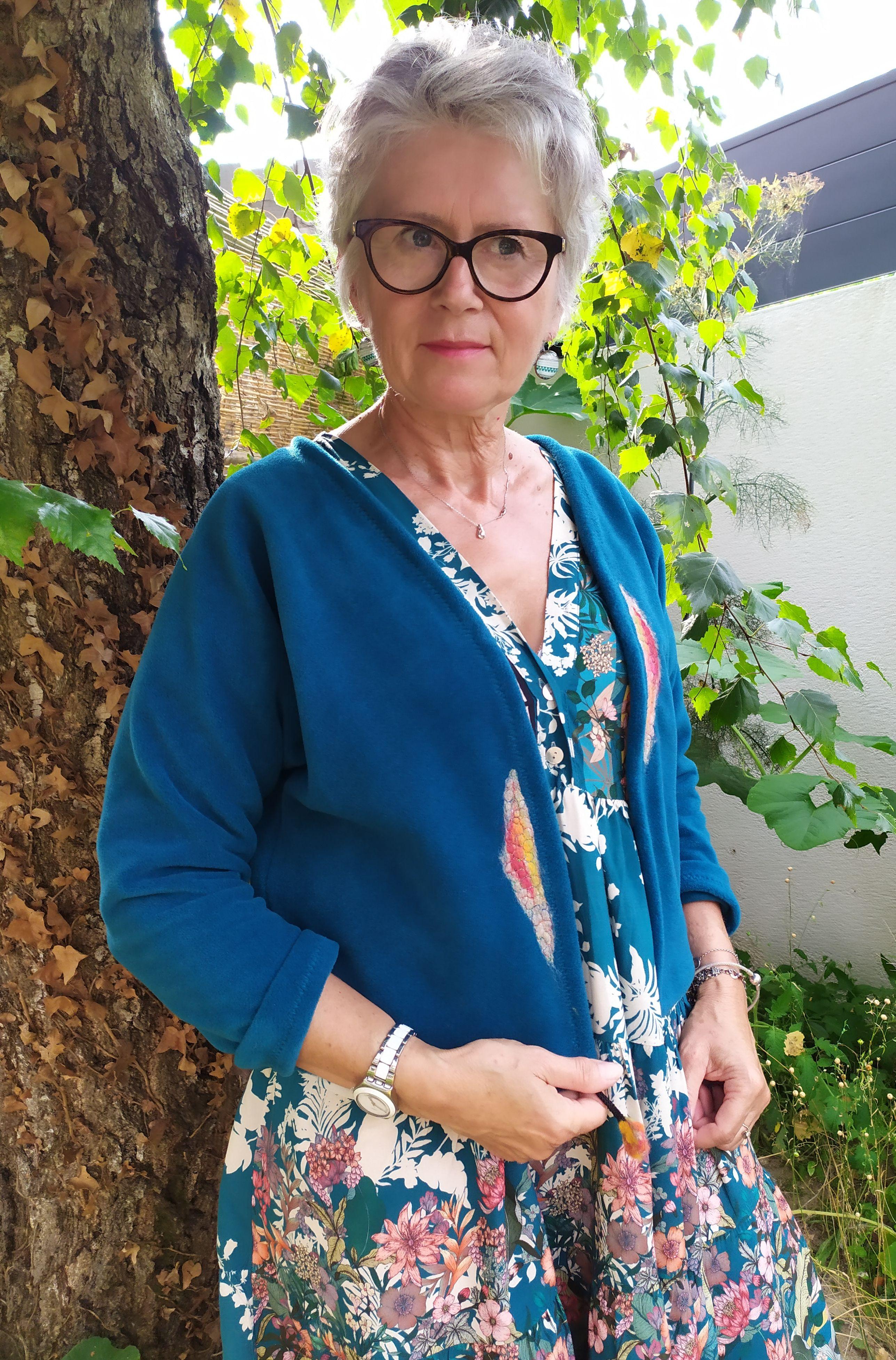Gilet Boléro