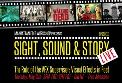 Sight, Sound & Story: Live - May 2021