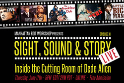 Sight, Sound and Story Live - Inside the Cutting Room of Dede Allen