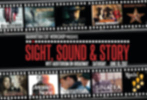 sight sound & story