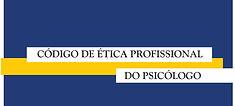 Imagem reduzida mostrando o livro do código de ética do Psicólogo