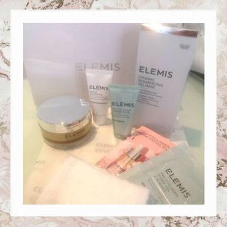 Elemis spa exclusive facial collection