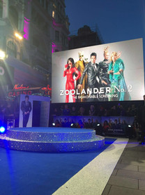 Zoolander Premiere