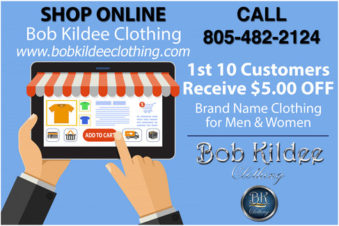 Bob Kildee Clothing