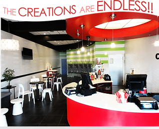 Creations Frozen Yogurt Lodi NJ