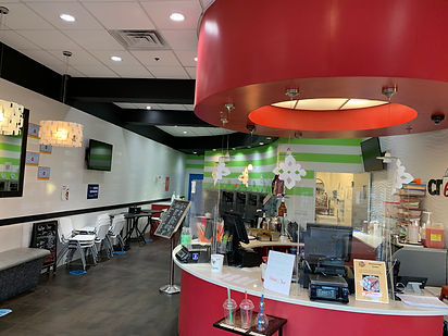 Frozen Yogurt Shop Rochelle Park NJ