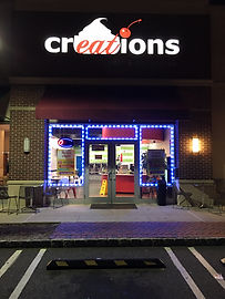 Creations Frozen Yogurt Near East Rutherford NJ