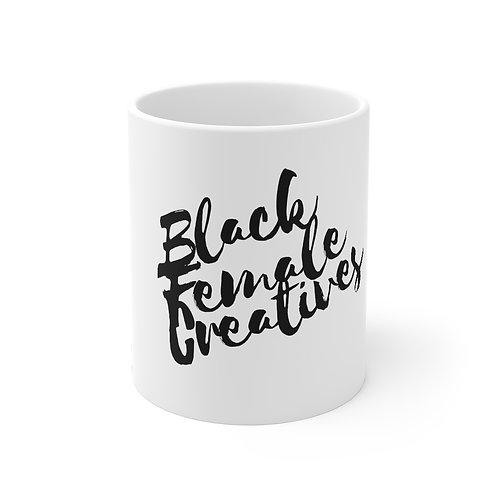 Black Female Creatives Mug 11oz