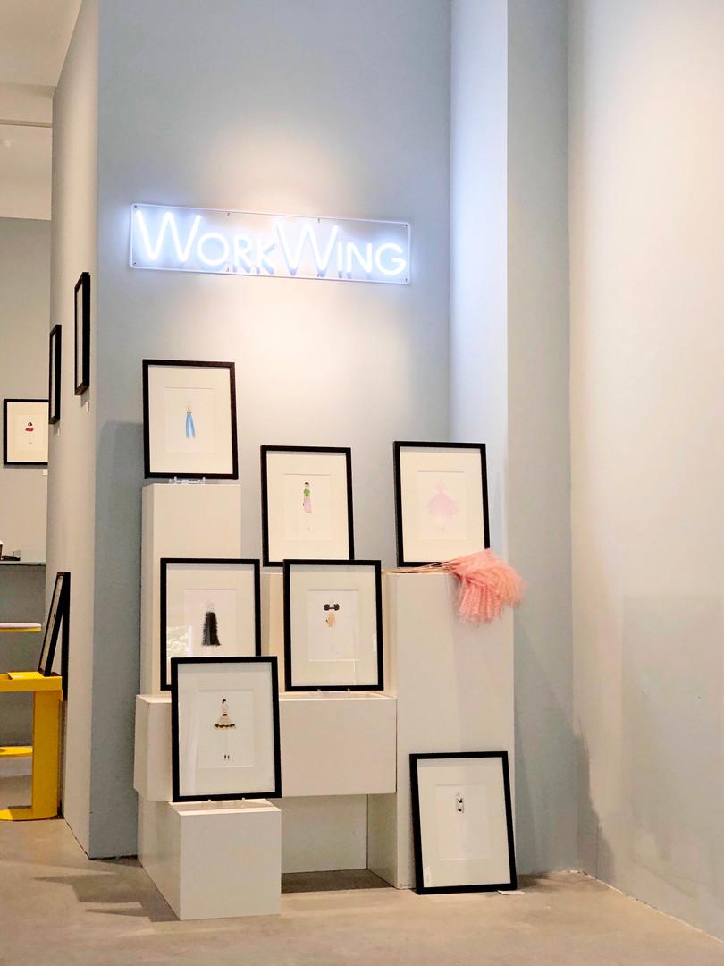 WorkWing x Olaf Borchard