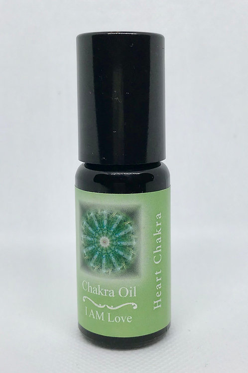 Heart Chakra Oil