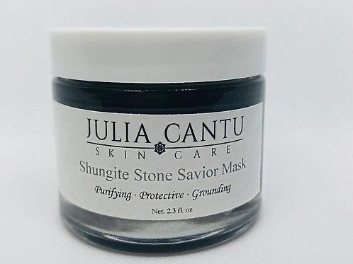 Shungite Stone Savior Mask