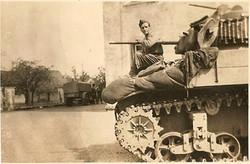 Photo d'un militaire