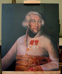 Terminé, Portrait d'un ancêtre