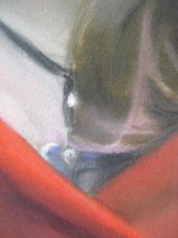 Détail du portrait 2