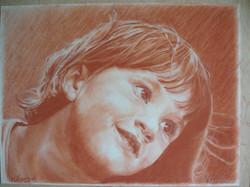 Portrait Manon
