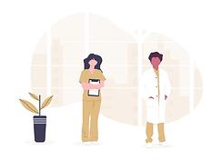 Lucid Health Care Illustration