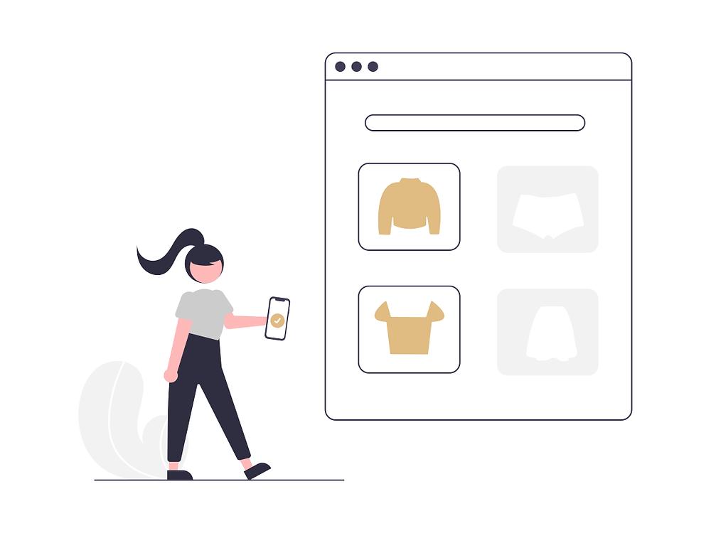 Illustration Lucid eCommerce SEO Services