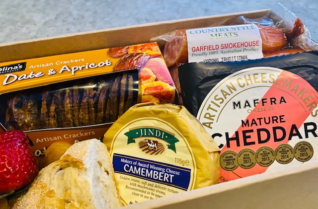 Small Cheese Box