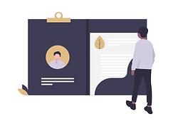 Lucid Recruitment Illustration