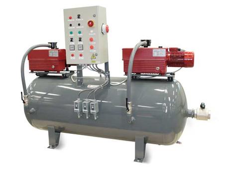 ENERGY SAVING - Vacuum Pump Set