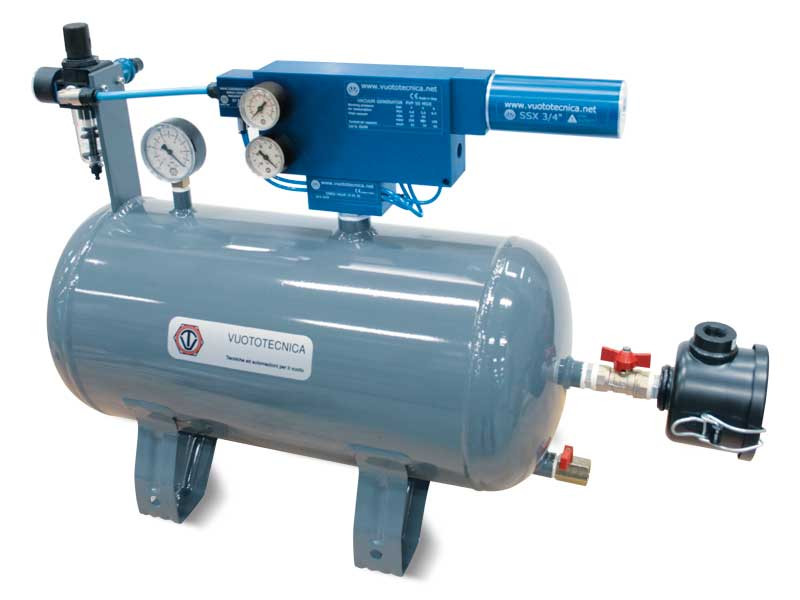 """DOP PVP-MDX"" Vacuum Pump Set"