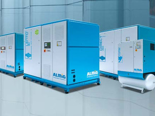 Air Compressors - Almig