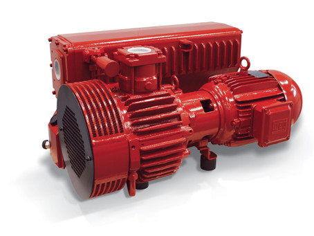 RVP Vacuum Pumps - Robust & Reliable