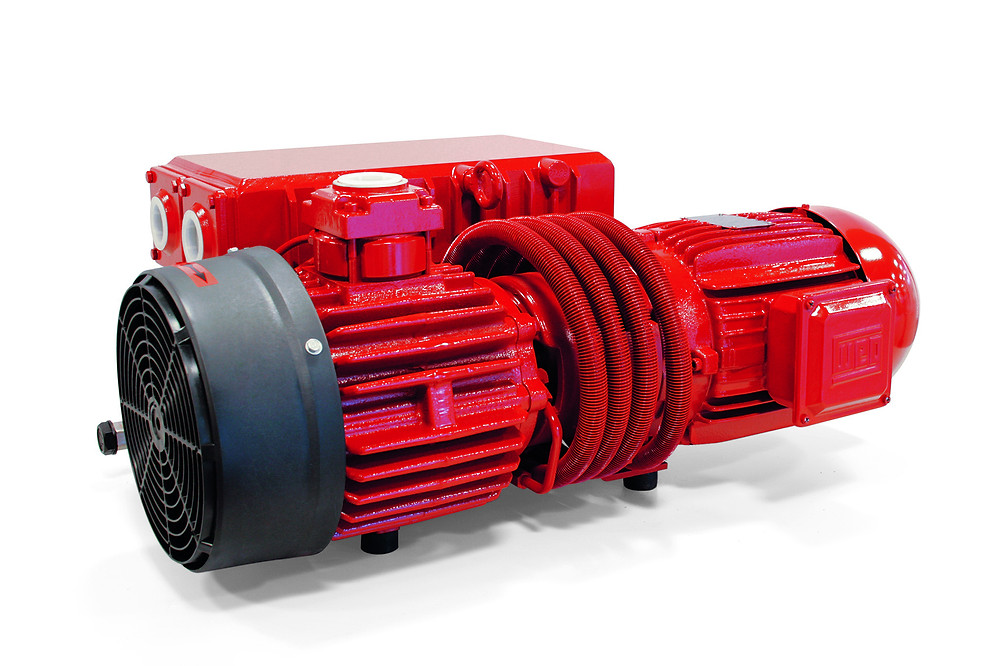 Rotary Vane vacuum Pump - RVP100