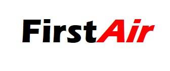 First Air compressors Logo
