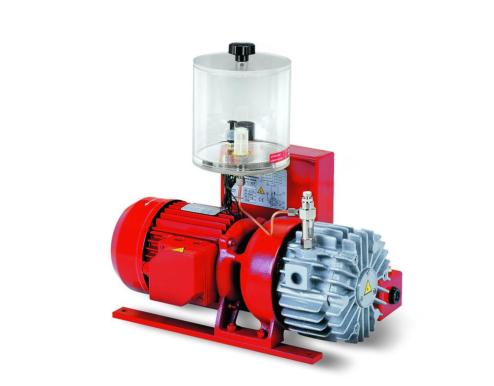 "VTLP - ""Oil Less"" Rotary Vane vacuum Pump"