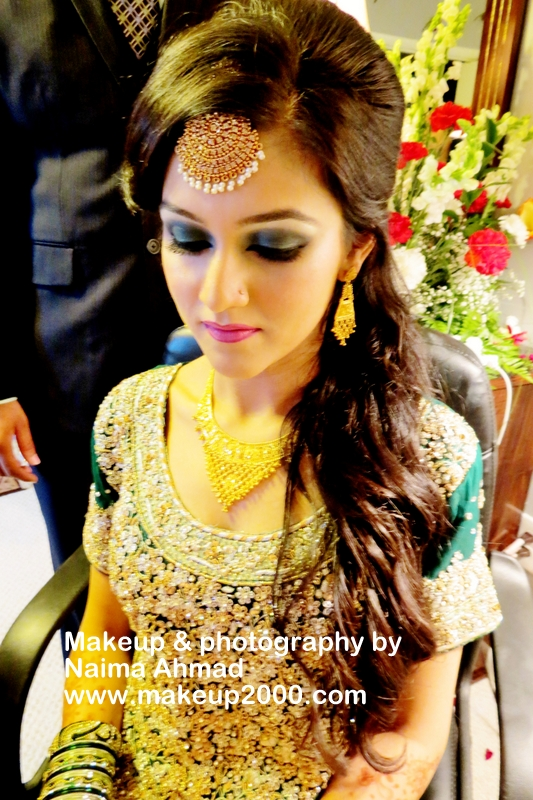 Bridal Makeup. Pict #13