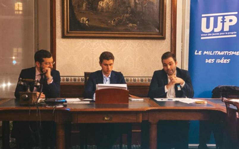 Conférence avec Max Erwann Gastineau & Antoine Colonna
