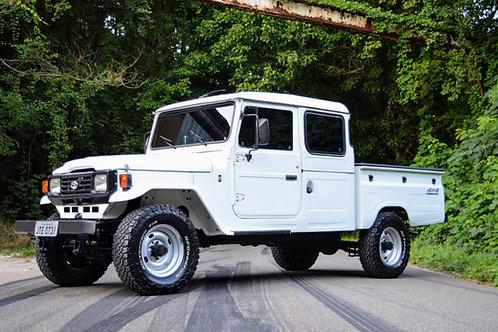 1995 Toyota Bandeirante BJ55LP 2BL